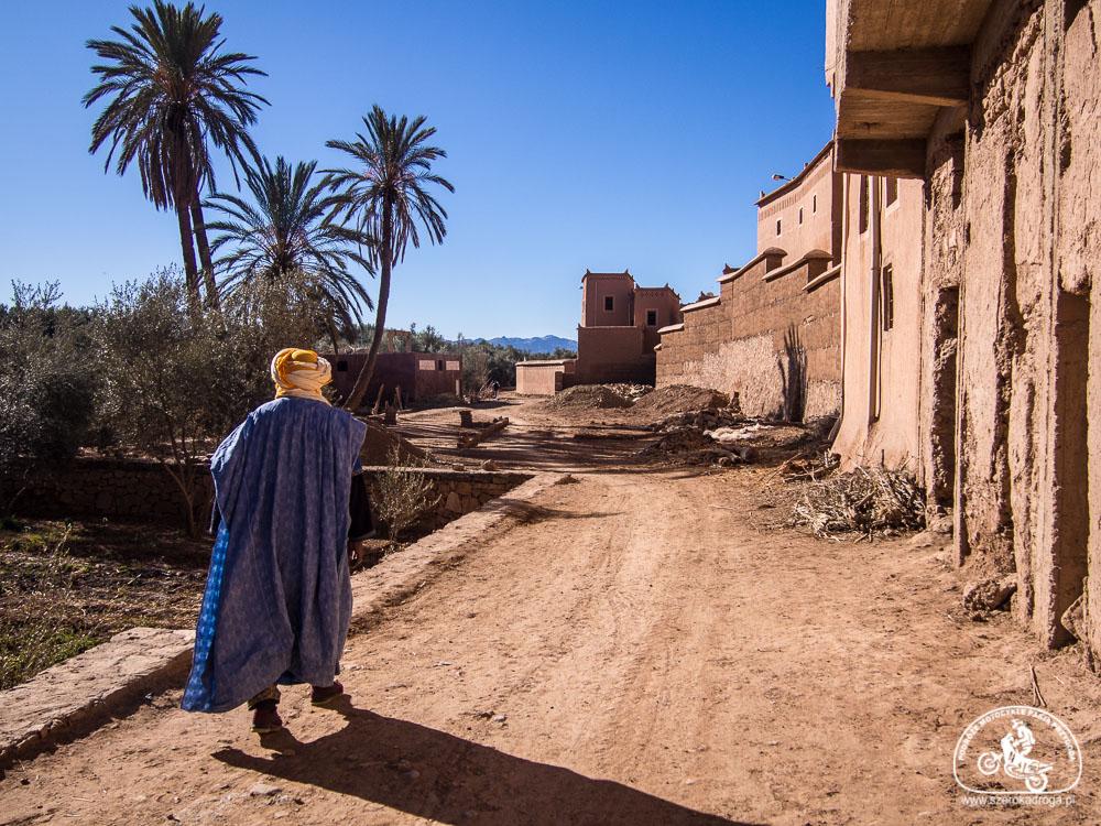 kazby w Maroku