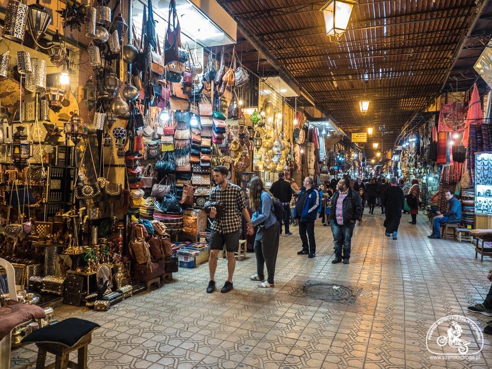 co robić w Marrakeszu
