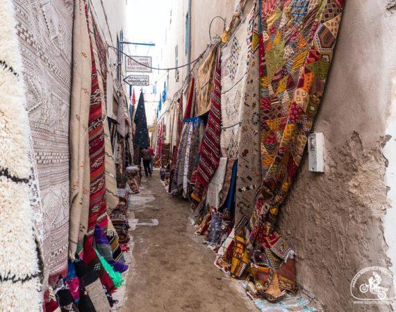 zakupy w Maroku