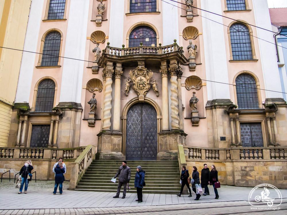 kościoły Ołomuniec, zwiedzanie Czech