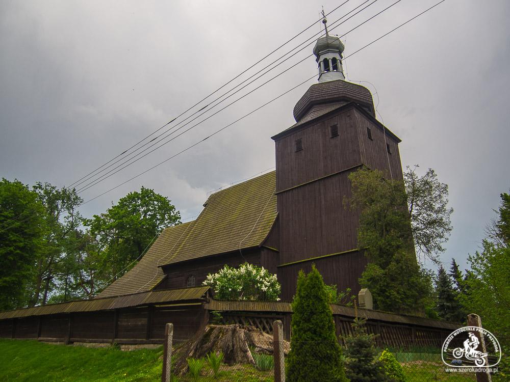 kościół w Michalicach
