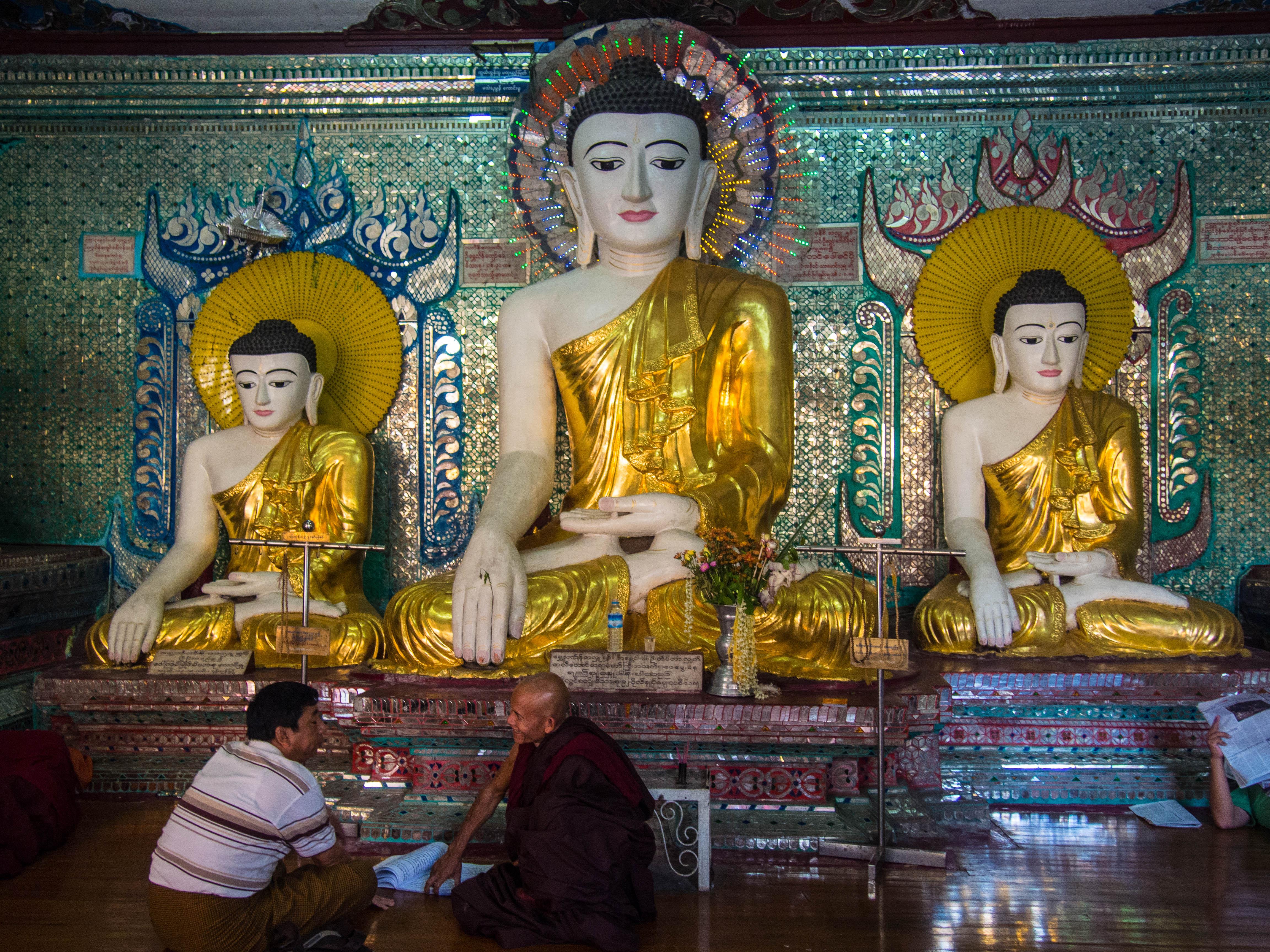 zwiedzanie Rangun