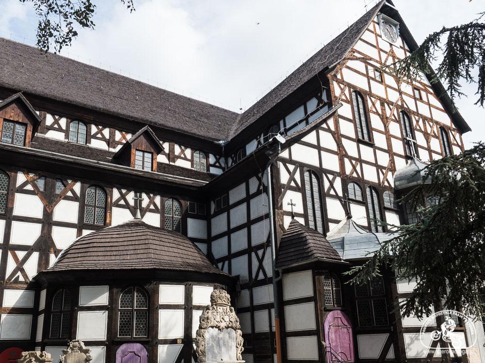 atrakcje Dolnego Śląska, nietypowe kościoły w Polsce