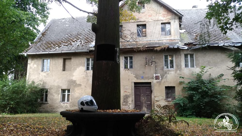 żelazne drzewo, ciekawe miejsca na Dolnym Śląsku