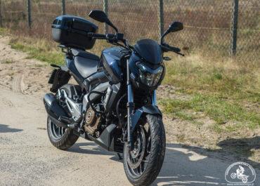 Motocyklizm po indyjsku, czyli Bajaj Dominar 400
