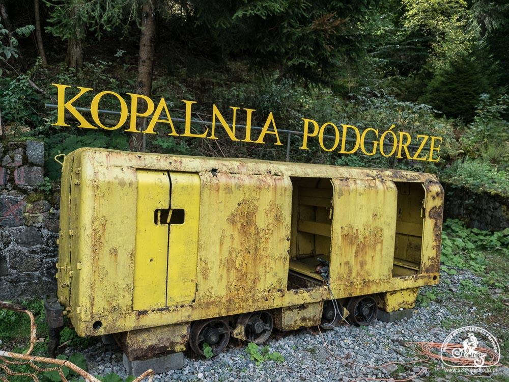 Kopalnia Podgórze, okolice Karpacza atrakcje