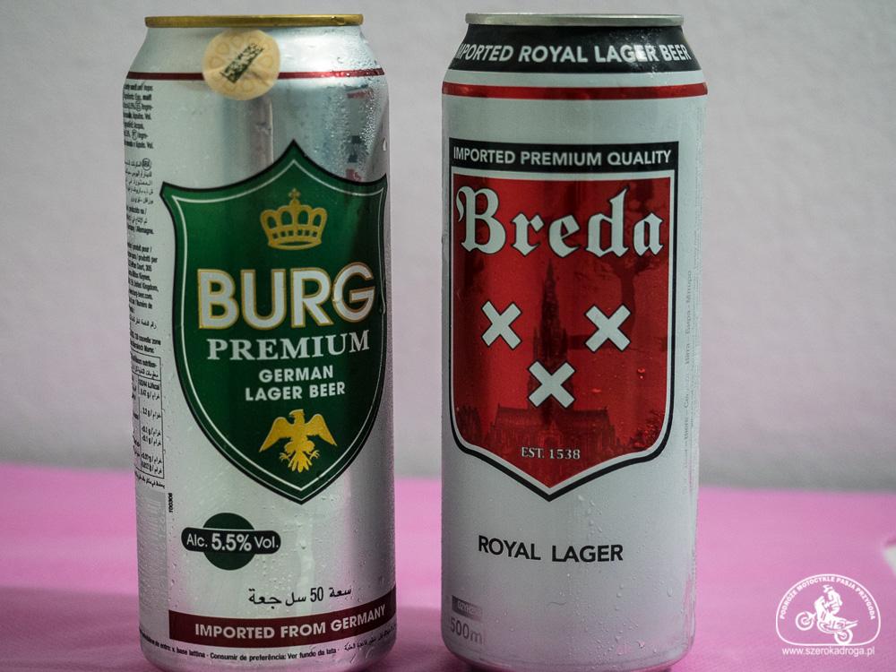 gdzie kupić alkohol w Maroku, piwo Maroko