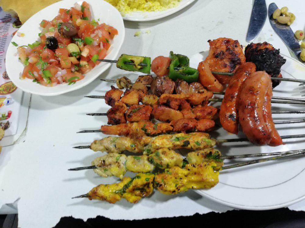 jedzenie w Maroku