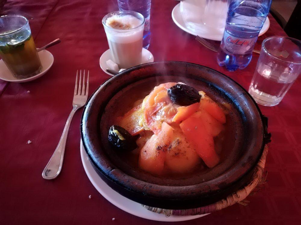 co zjeść w Maroku, kuchnia marokańska