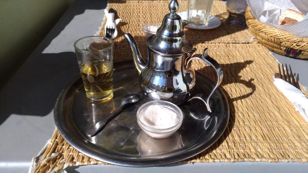 co do picia w Maroku?