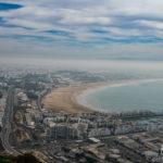 Agadir, styczeń 2018, Maroko