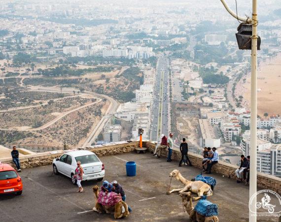 Maroko zimą, twierdza Oufella, ciekawe miejsca w Maroku