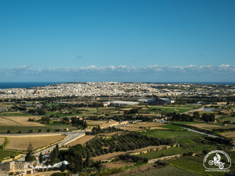 zwiedzanie Malty, Mdina i Rabat