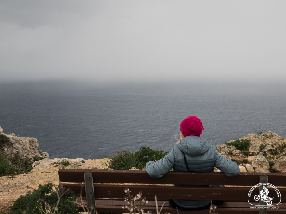 klify na Malcie, Dingli Cliffs