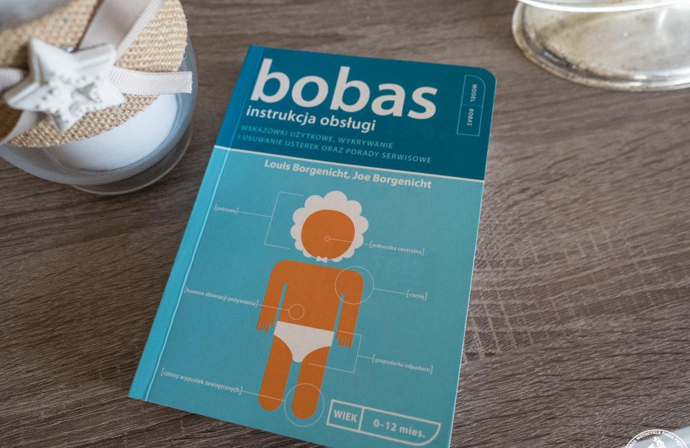 książka dla młodych matek Bobas. instrukcja obsługi