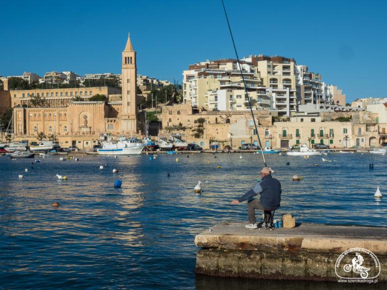 ciekawe miejsca Malta, Marsaskala