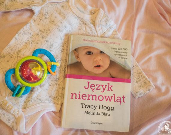 Język niemowląt Tracy Hogg recenzja książki