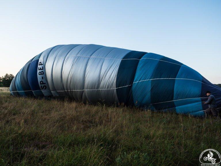 powłoka balonu