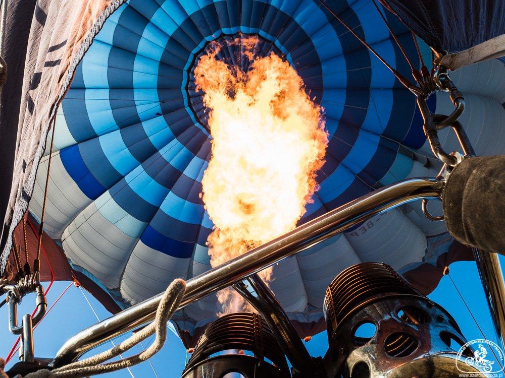 Totalny odlot balonem nad Opolem