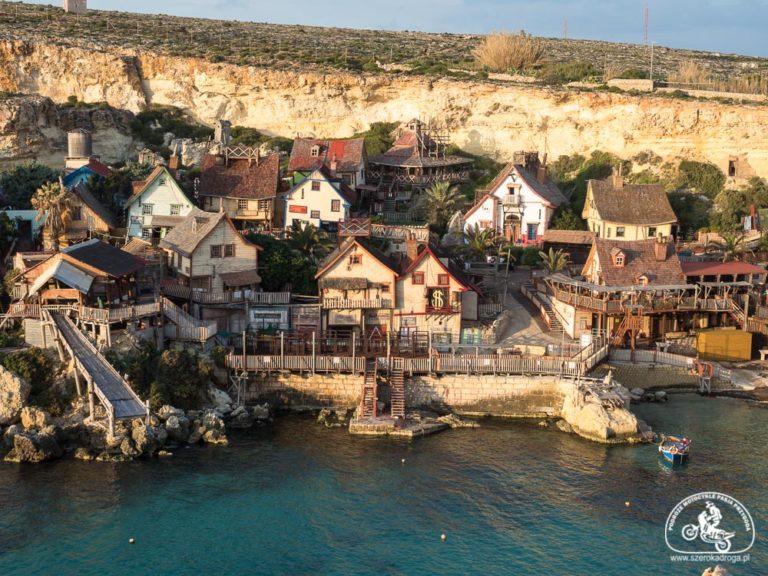 Mellieha Malta, popeye village