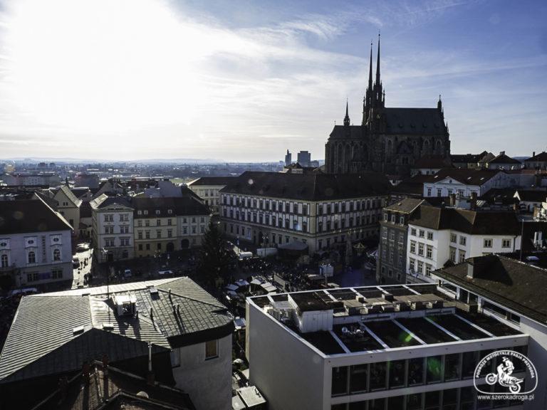 Brno zwiedzanie