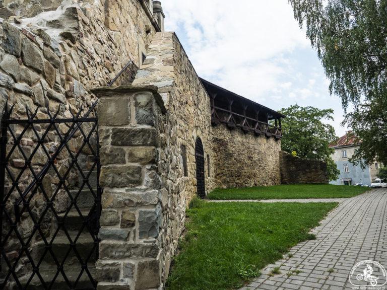 Nowy Sącz ruiny zamku