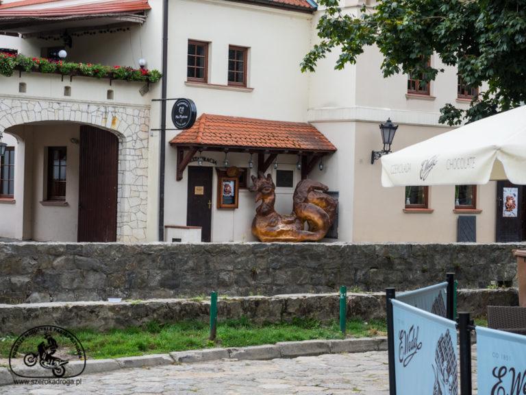 legenda o kogucie Kazimierz Dolny