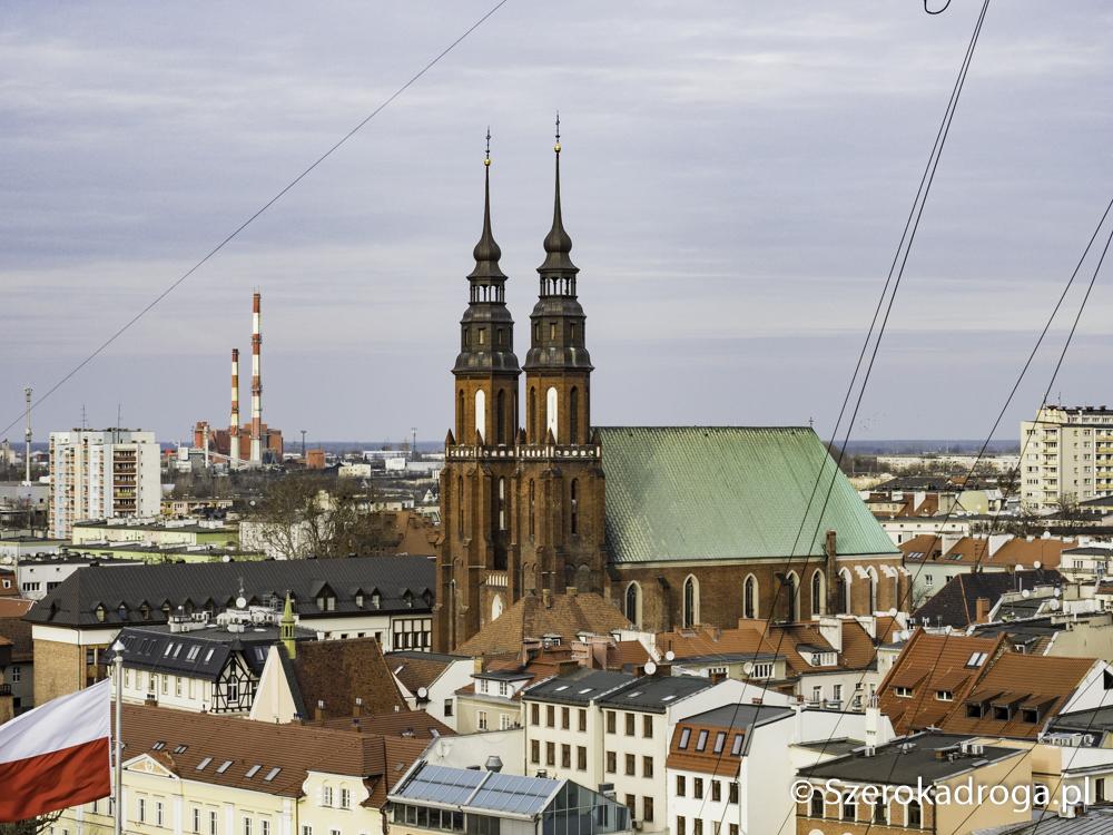 Opole zwiedzanie, ciekawe miejsca w Opolu