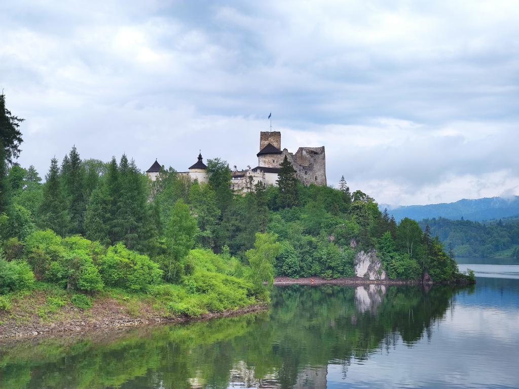 Zamek w Niedzicy – zwiedzanie