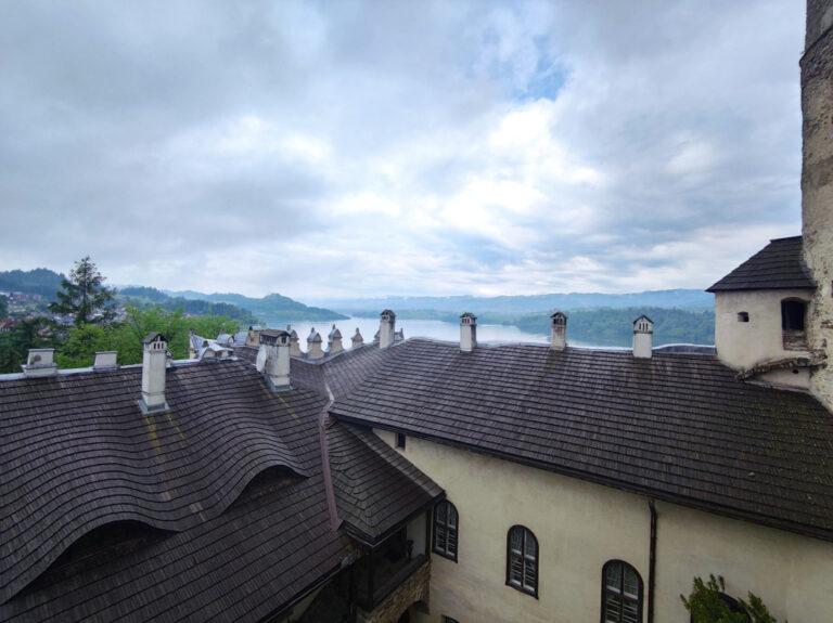 zamek Dunajec, zamki w Polsce
